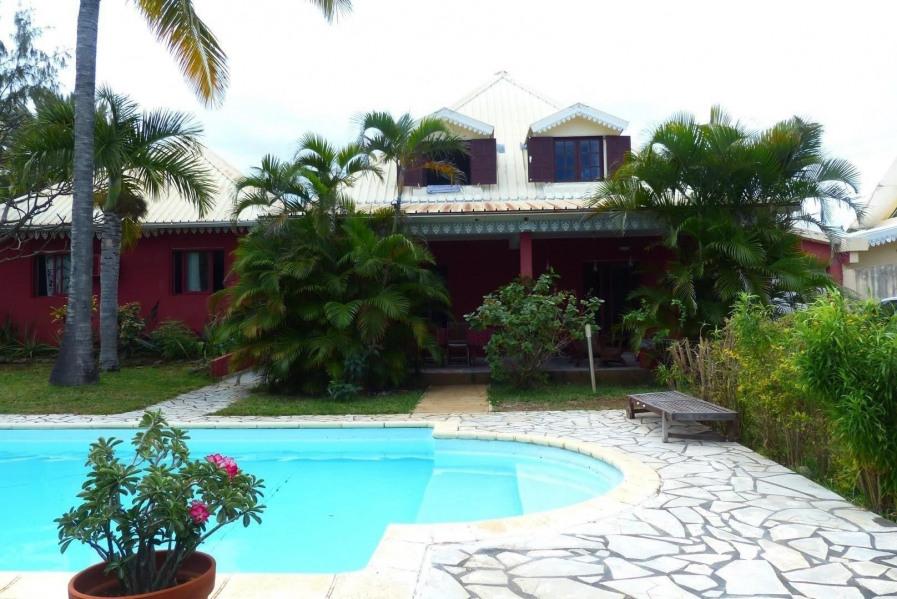 Location vacances L'Étang-Salé -  Maison - 8 personnes -  - Photo N° 1