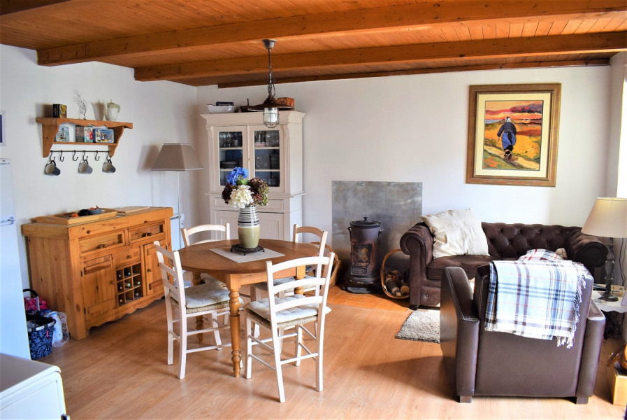 Holiday rentals Perros-Guirec - House - 6 persons - Television - Photo N° 1