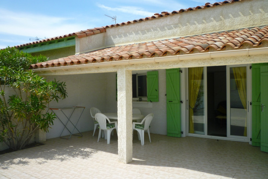 Holiday rentals Port-la-Nouvelle - House - 6 persons - Washing machine - Photo N° 1