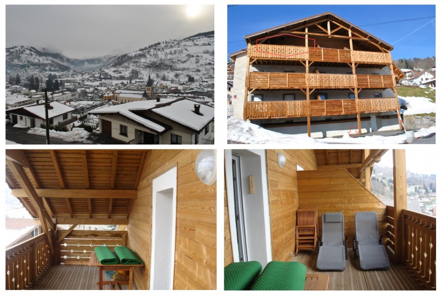 Location vacances La Bresse -  Appartement - 5 personnes - Chaise longue - Photo N° 1