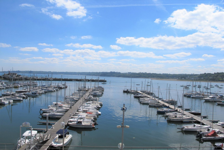 Location vacances Perros-Guirec -  Appartement - 3 personnes - Ascenseur - Photo N° 1