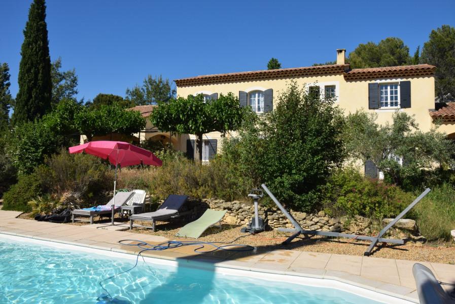 Villa de charme de 176 m2 (8 p.) – Piscine et jardin privatifs - Pélissanne
