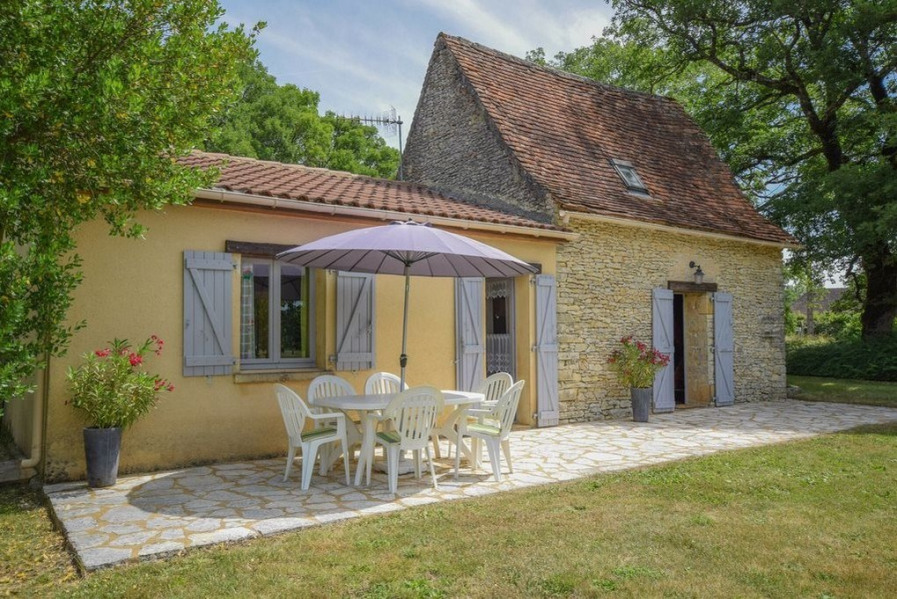Holiday rentals Salviac - Cottage - 4 persons - BBQ - Photo N° 1