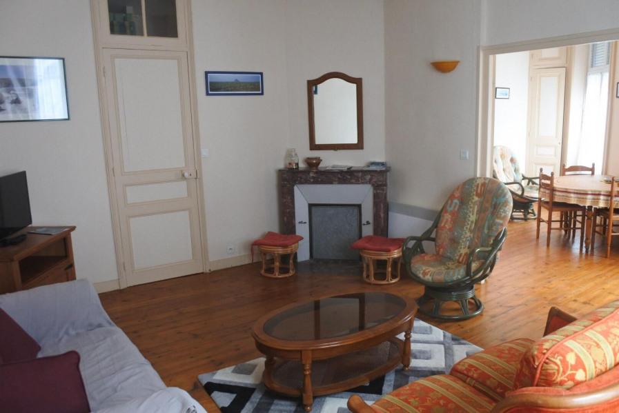 Alquileres de vacaciones Saint-Malo - Apartamento - 4 personas - juegos de mesa - Foto N° 1