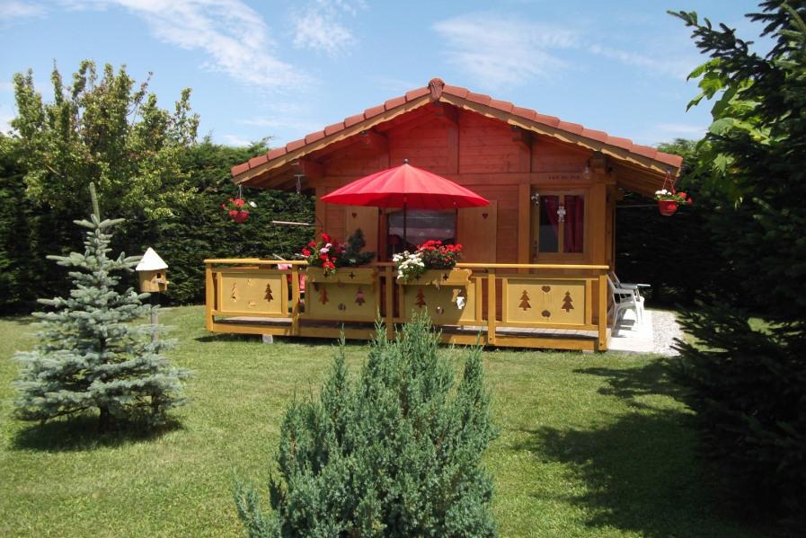 Location vacances Larringes -  Maison - 2 personnes - Chaise longue - Photo N° 1