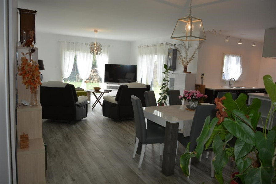 Holiday rentals Saint-Jean-de-Monts - House - 7 persons - BBQ - Photo N° 1
