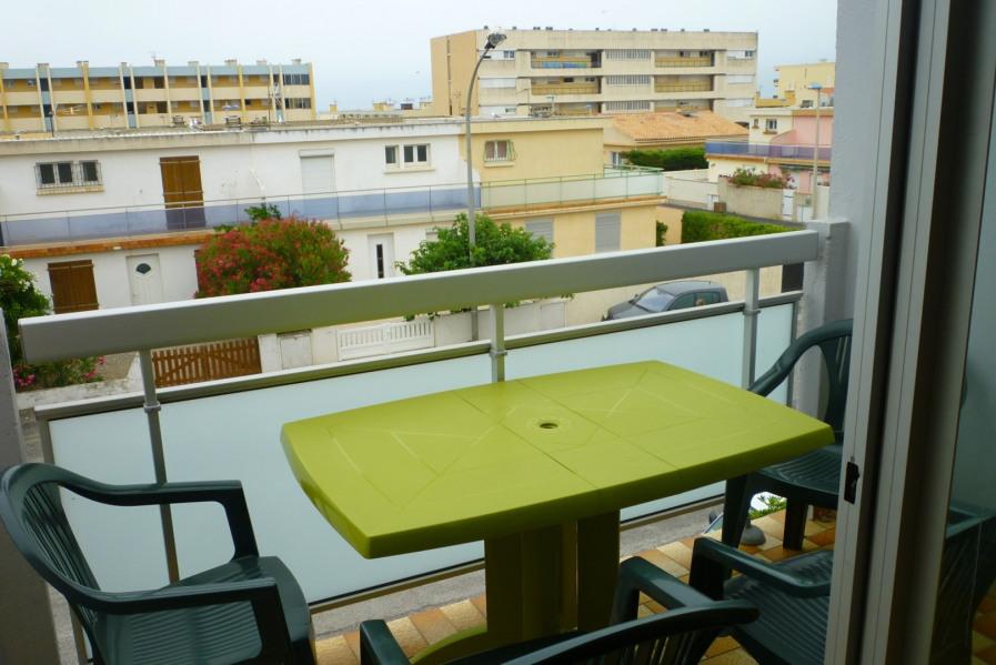 Location vacances Port-la-Nouvelle -  Appartement - 4 personnes - Micro-onde - Photo N° 1