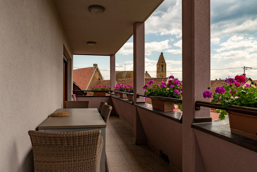 Holiday rentals Eguisheim - Apartment - 6 persons - Garden furniture - Photo N° 1