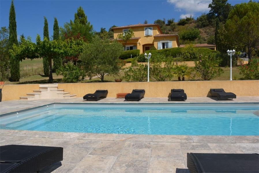 Location vacances Saint-Maurice-d'Ardèche -  Appartement - 8 personnes - Télévision - Photo N° 1