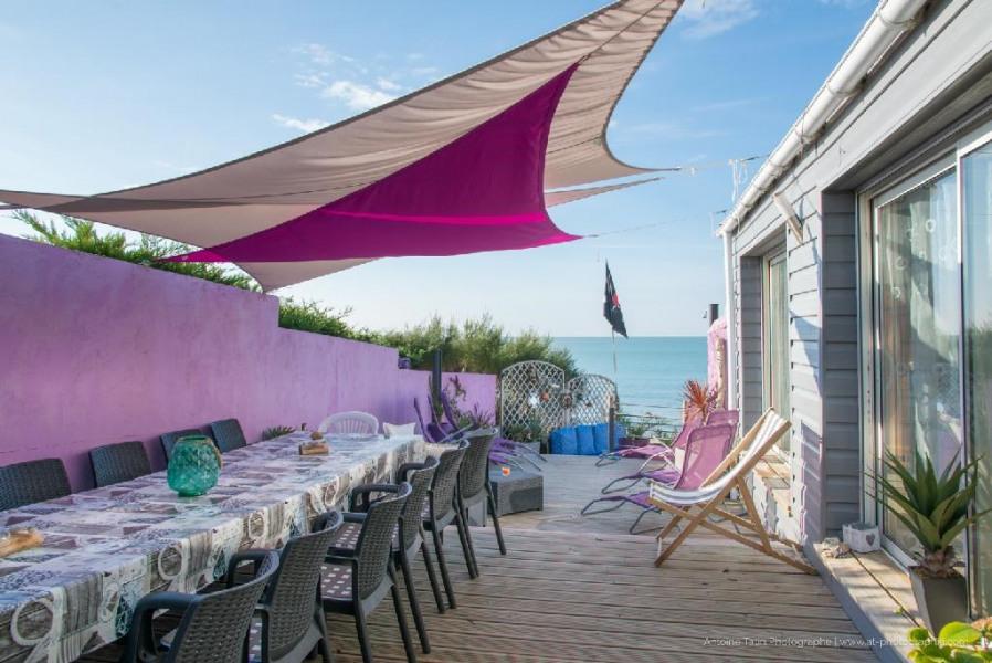 Location vacances Longeville-sur-Mer -  Maison - 14 personnes - Barbecue - Photo N° 1