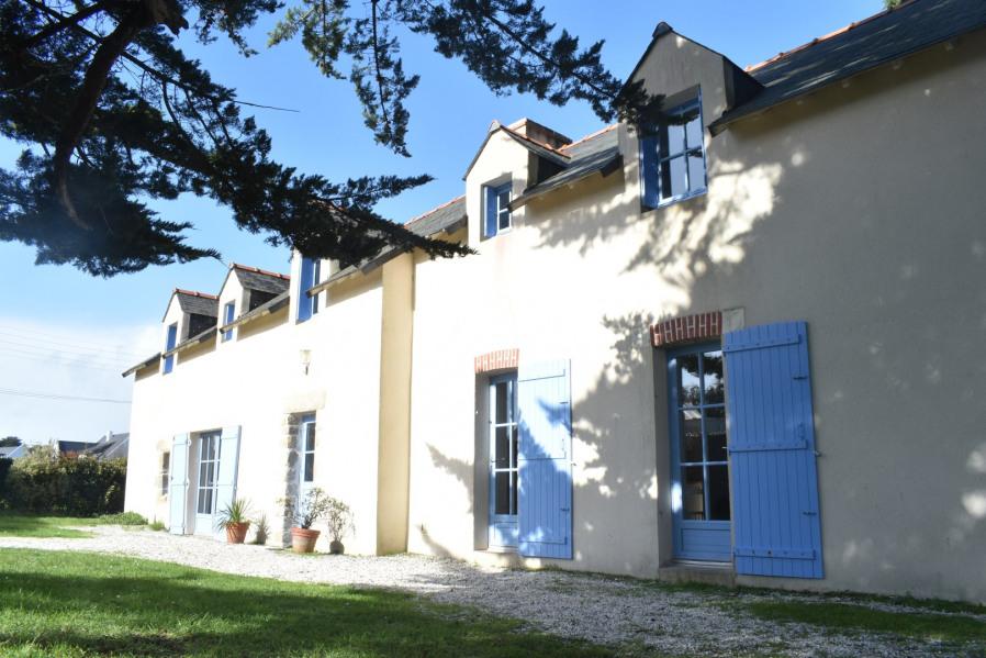 Location vacances Le Pouliguen -  Maison - 10 personnes - Chaise longue - Photo N° 1