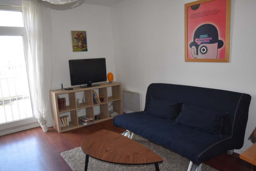 Holiday rentals Pornichet - Apartment - 2 persons - Television - Photo N° 1