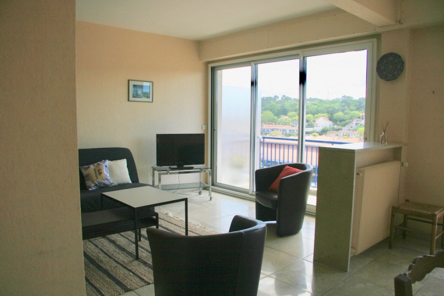 Location vacances Arcachon -  Appartement - 6 personnes - Chaise longue - Photo N° 1