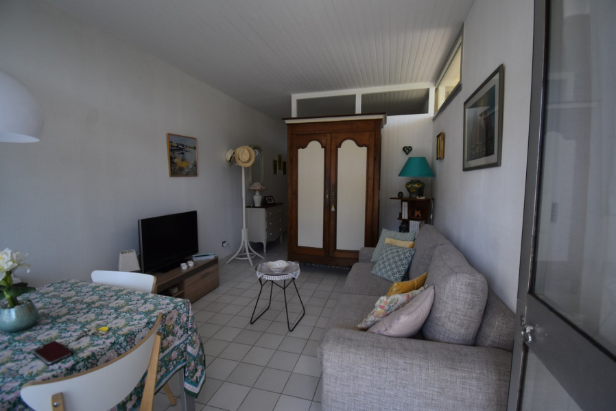 Holiday rentals Le Pouliguen - Apartment - 4 persons - Television - Photo N° 1