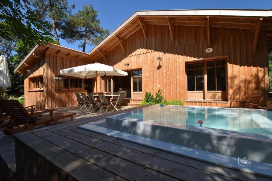Location vacances Lège-Cap-Ferret -  Maison - 8 personnes - Barbecue - Photo N° 1