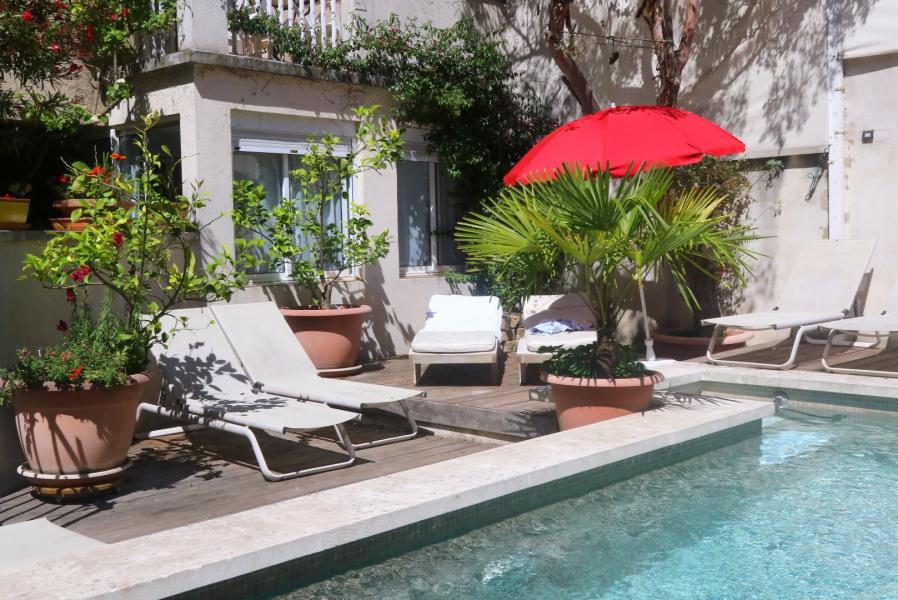 Location vacances Avignon -  Appartement - 2 personnes - Salle de télévision - Photo N° 1
