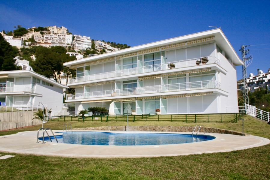 Location vacances Rosas -  Appartement - 4 personnes - Chaise longue - Photo N° 1