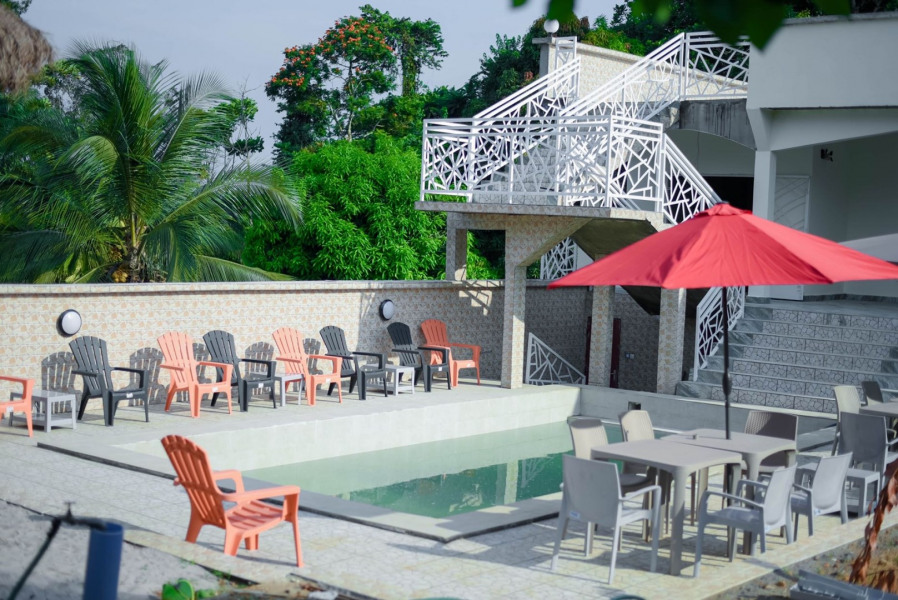 Location vacances Kribi I -  Appartement - 7 personnes - Barbecue - Photo N° 1