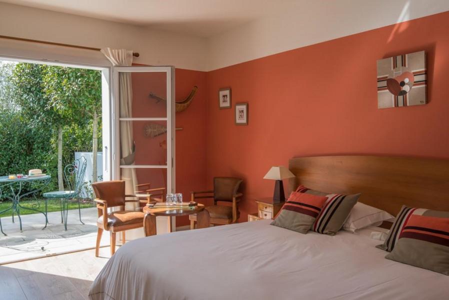 Location vacances Arcangues -  Chambre d'hôtes - 2 personnes - Jardin - Photo N° 1