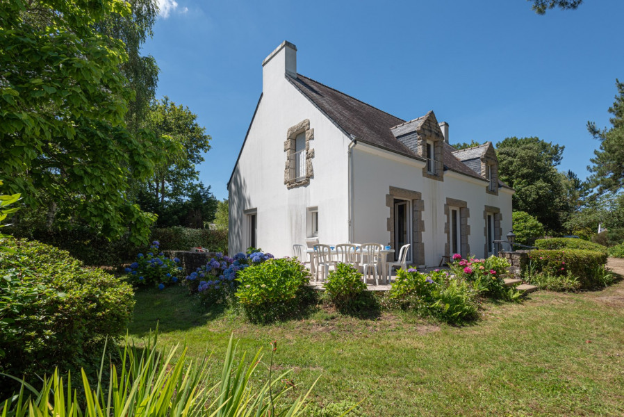 Holiday rentals Carnac - House - 10 persons - Garden - Photo N° 1