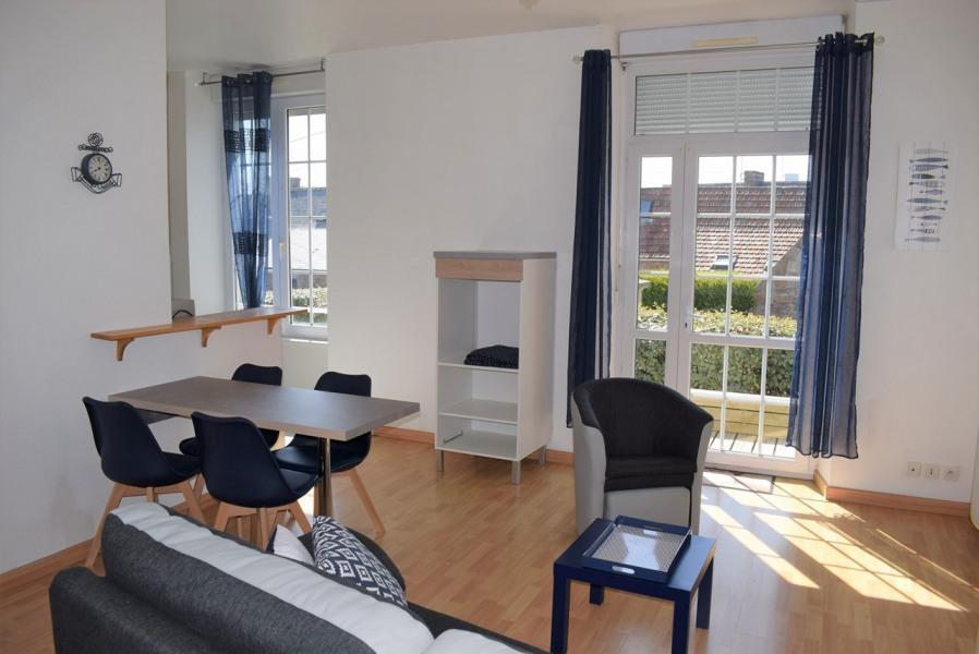 Location vacances Trégastel -  Appartement - 4 personnes - Jardin - Photo N° 1