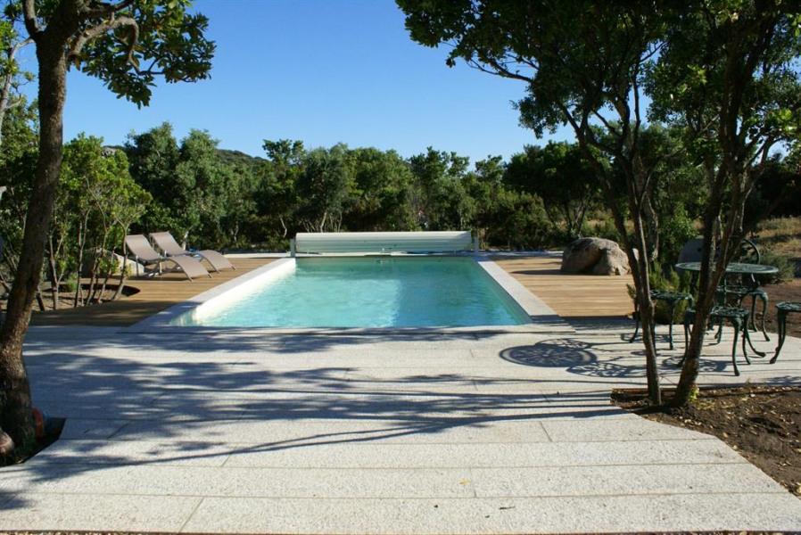 Location vacances Pianottoli-Caldarello -  Maison - 4 personnes - Barbecue - Photo N° 1