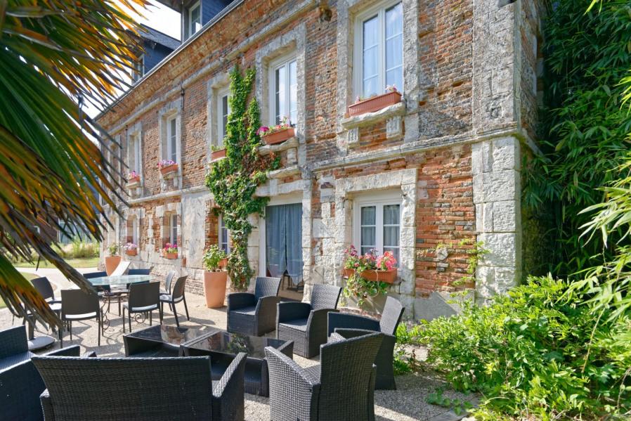 Location vacances Bordeaux-Saint-Clair -  Gite - 14 personnes - Barbecue - Photo N° 1