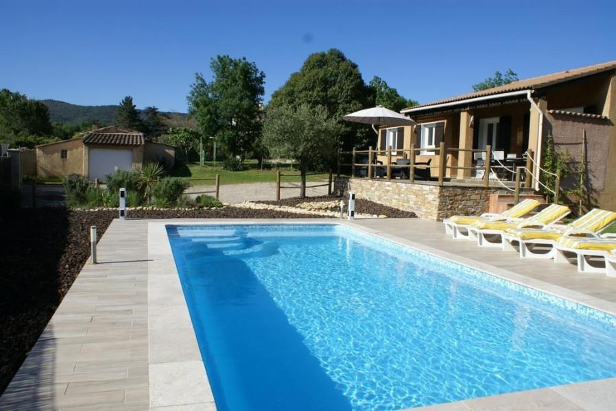 Villa pour 7 pers. avec piscine privée, Gonfaron
