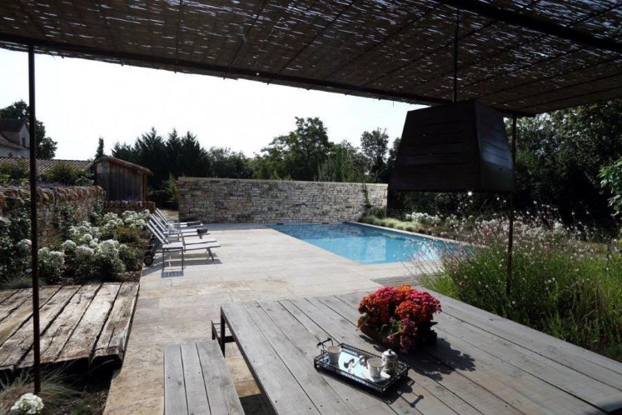 LA MAISON DU MEUNIER - La piscine