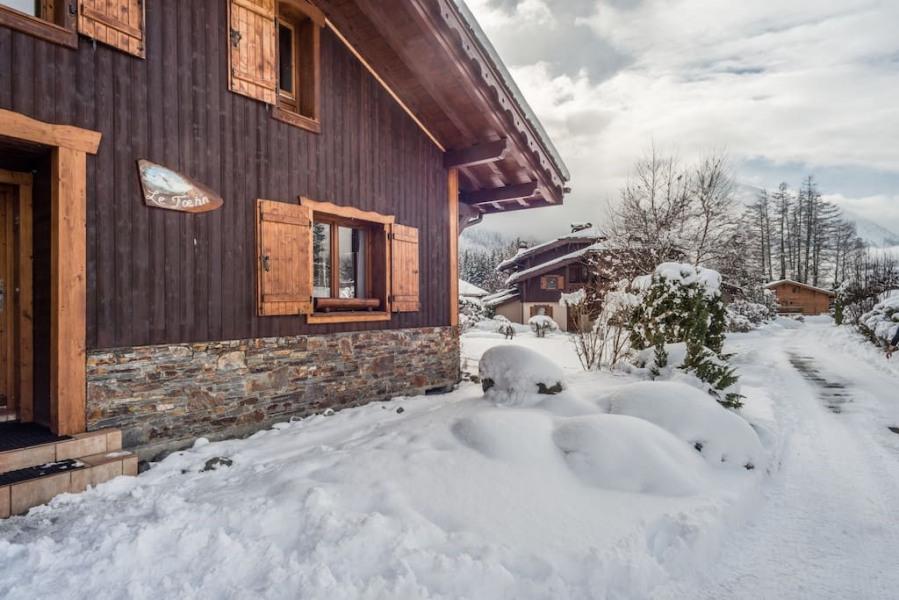 Location vacances Chamonix-Mont-Blanc -  Maison - 8 personnes - Jardin - Photo N° 1