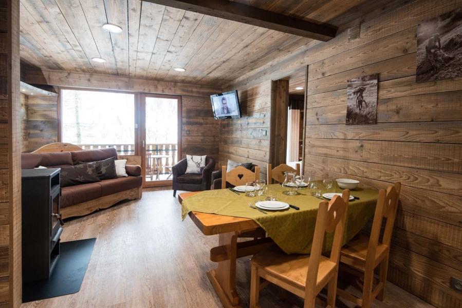 Le Couarôge, G5. Appartement premium 3/5p 42m² 1ch terrasse