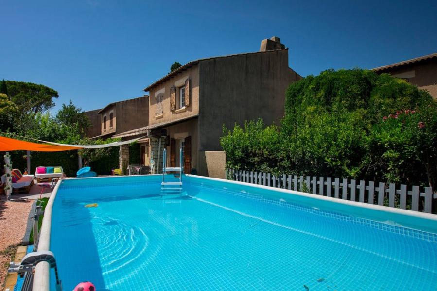 Villa  moderne ensoleillé+piscine+barbucue