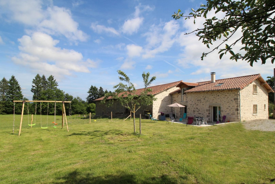 Holiday rentals Saint-Priest-sous-Aixe - House - 6 persons - BBQ - Photo N° 1