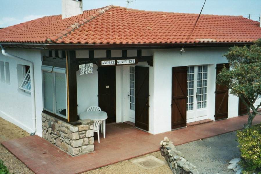 Location vacances Soorts-Hossegor -  Maison - 6 personnes - Barbecue - Photo N° 1