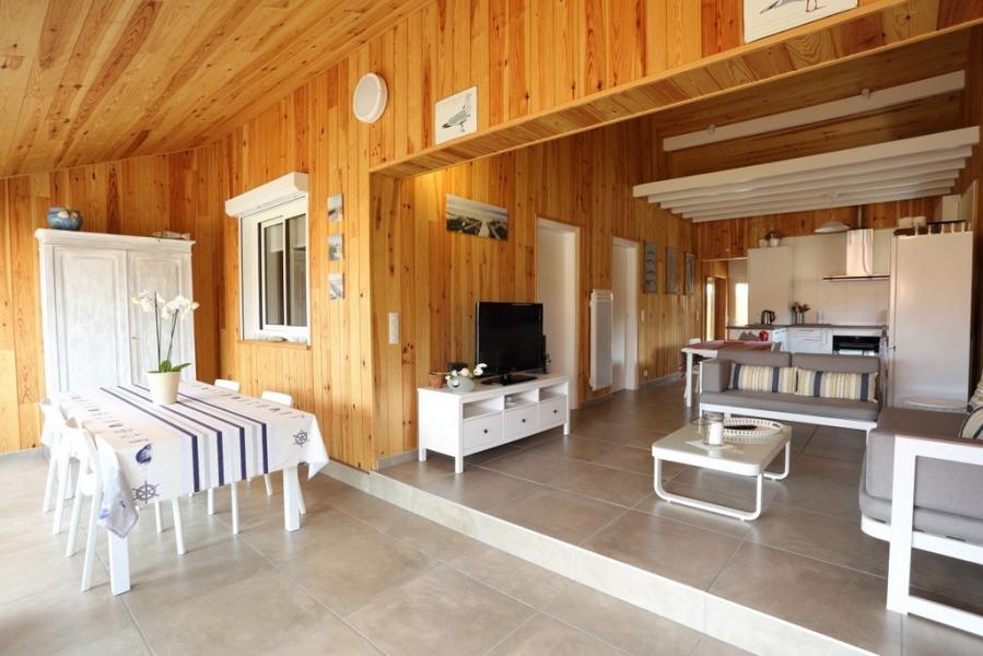 Location vacances Moliets-et-Maa -  Maison - 6 personnes - Barbecue - Photo N° 1