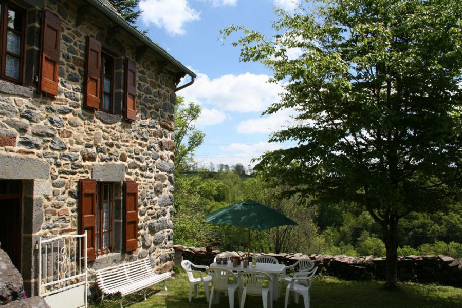 Holiday rentals Laguiole - House - 7 persons - BBQ - Photo N° 1