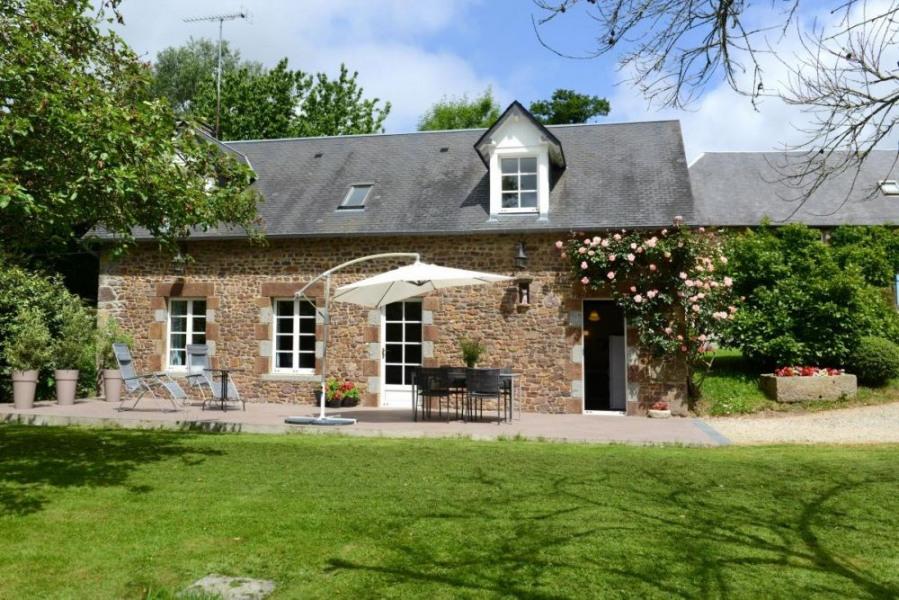 Gîtes de France Le Cottage de la Sienne