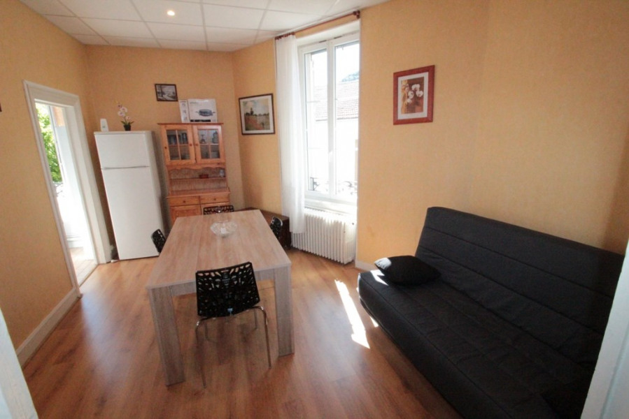 Location vacances La Bourboule -  Appartement - 5 personnes - Télévision - Photo N° 1