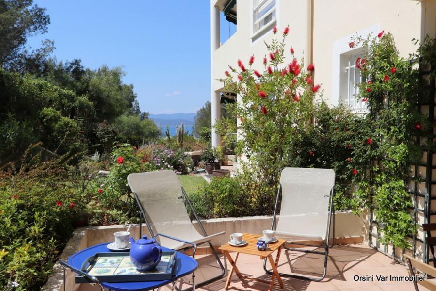 Location vacances Saint-Raphaël -  Appartement - 5 personnes - Salon de jardin - Photo N° 1