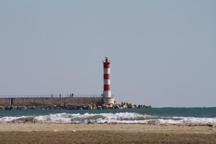 Vacance familiale en bord de mer, 50 mètres de la plage