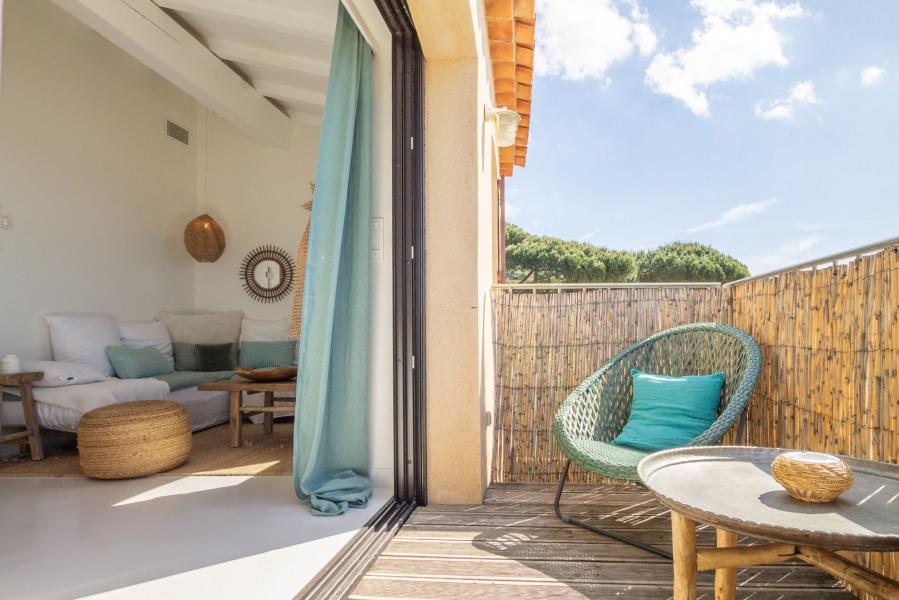 Location vacances La Croix-Valmer -  Appartement - 6 personnes - Salon de jardin - Photo N° 1