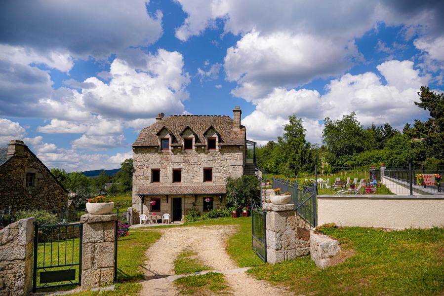 Ferienwohnungen Saint-Alban-sur-Limagnole - Hütte - 4 Personen - Grill - Foto Nr. 1