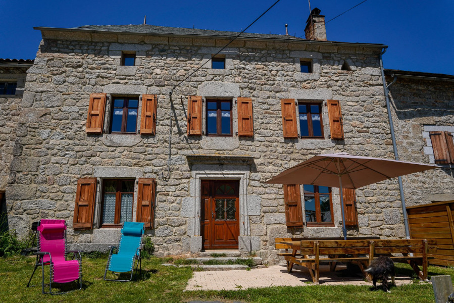Holiday rentals Le Malzieu-Forain - Unusual - 13 persons - BBQ - Photo N° 1
