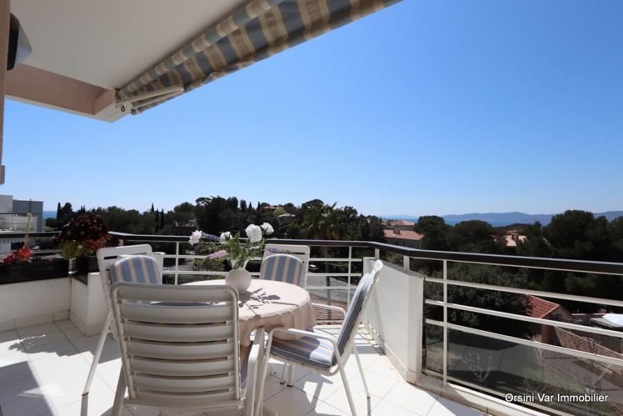 Location vacances Saint-Raphaël -  Appartement - 4 personnes - Salon de jardin - Photo N° 1