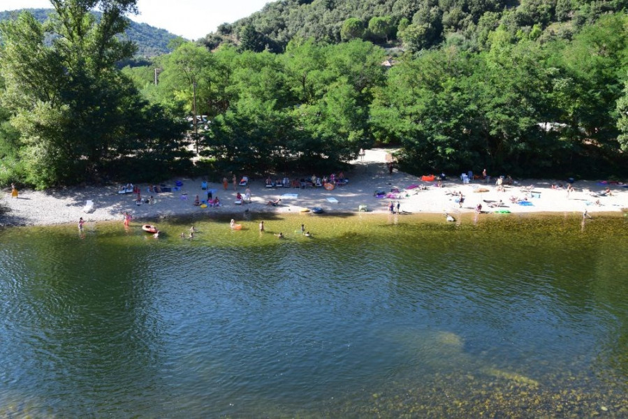 Camping la Charderie, 52 emplacements, 20 locatifs