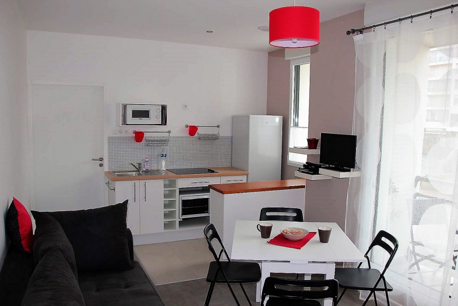 Location vacances Saint-Gilles-Croix-de-Vie -  Appartement - 4 personnes - Lecteur DVD - Photo N° 1