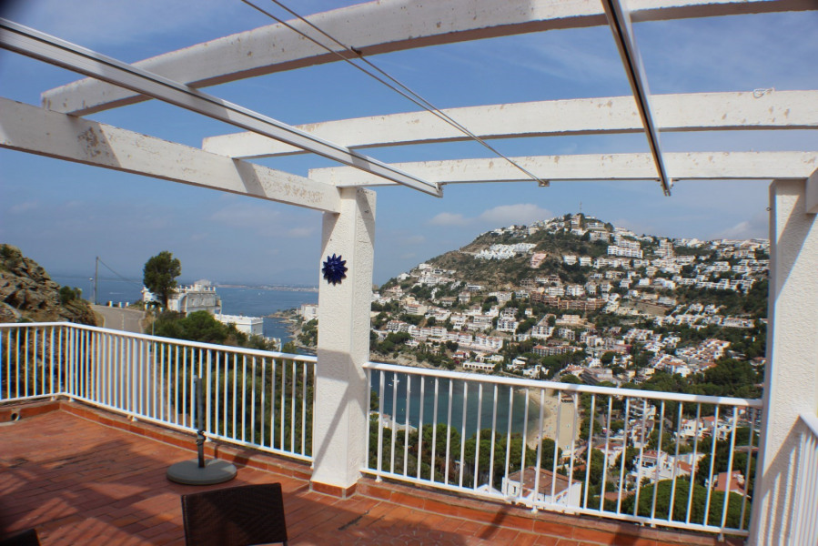 Location vacances Rosas -  Appartement - 4 personnes - Télévision - Photo N° 1