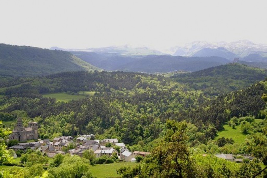 Holiday rentals Saint-Nectaire - House - 4 persons - BBQ - Photo N° 1