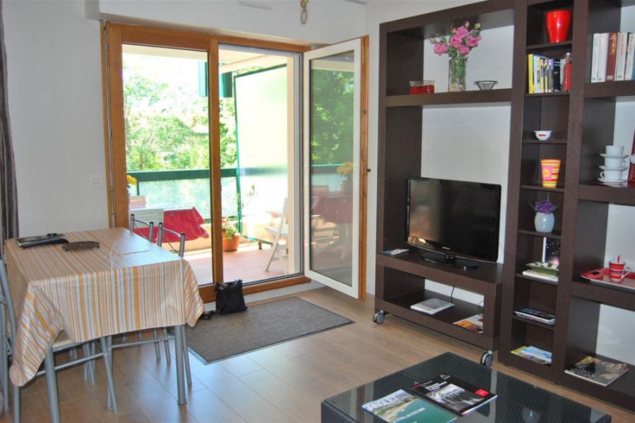 Holiday rentals Anglet - Apartment - 3 persons - Garden furniture - Photo N° 1