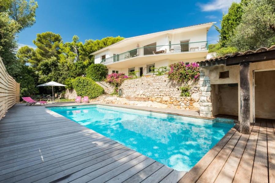 Location vacances Vallauris -  Maison - 8 personnes -  - Photo N° 1